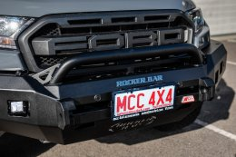 Ford Raptor- MCC078-01SQ Rocker Bar Low Loop with Square LED lights